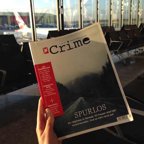 Stern Crime Magazin