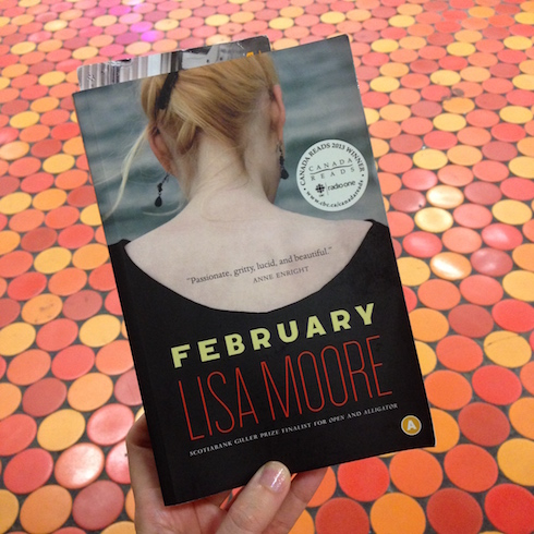 February Lisa Moore