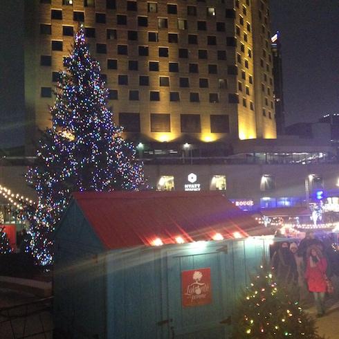 Christmas Market Montreal