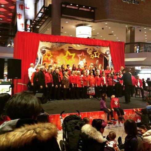 Christmas Concert Montreal