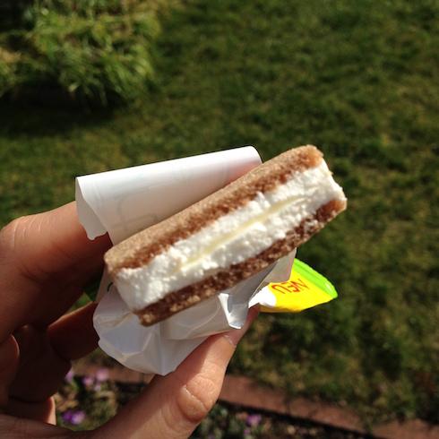 Joghurtschnitte Ferrero