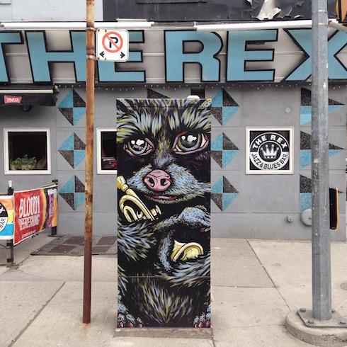 Toronto The Rex
