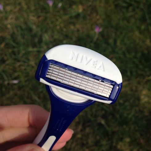 Nivea Protect & Shave Rasierer