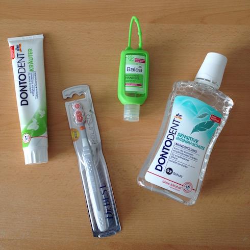 DM Haul Zahnpflege