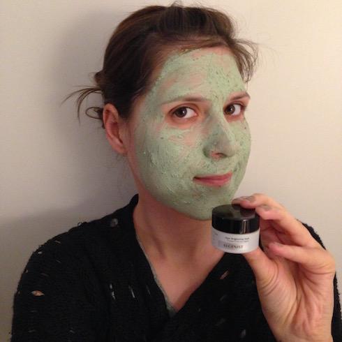 Algenist Brightening Maske