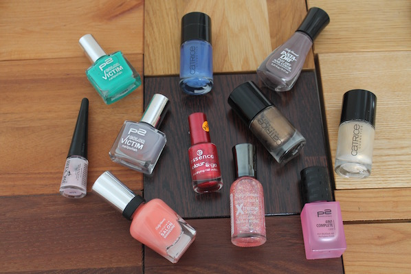 Spring Summer Nail Polish Drugstore