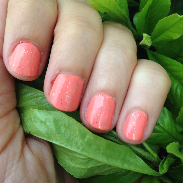 Sally Hansen Peach of Cake Perky Pink