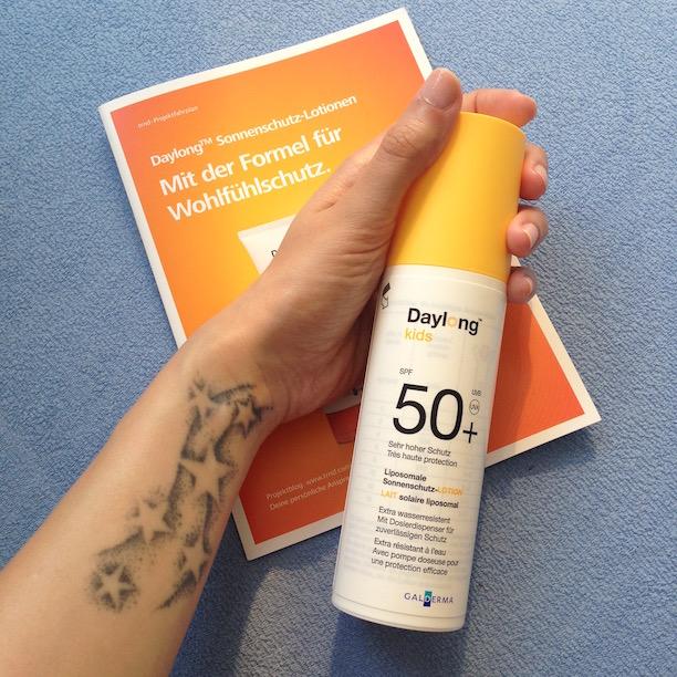 daylong kids lotion 50+