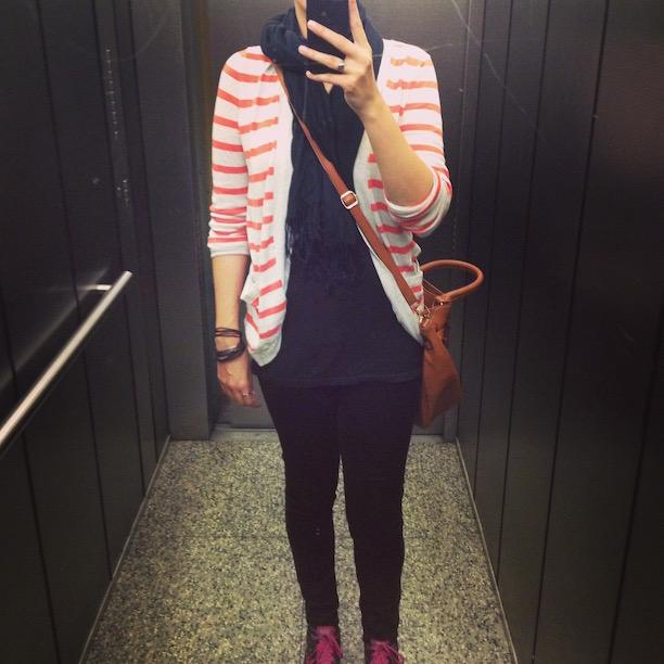 OOTD Stripes