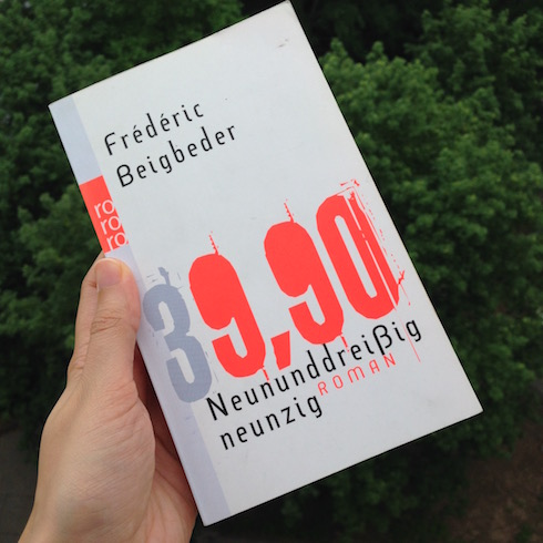 Neununddreißig Neunzig Buch