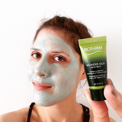Skin Best Wonder Mud Biotherm