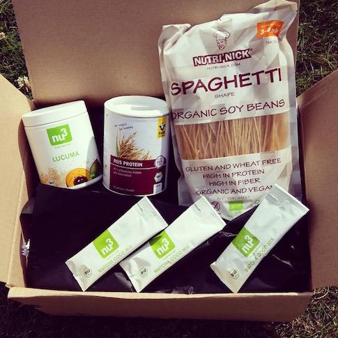 Vegan Treat nu3 Insider Box