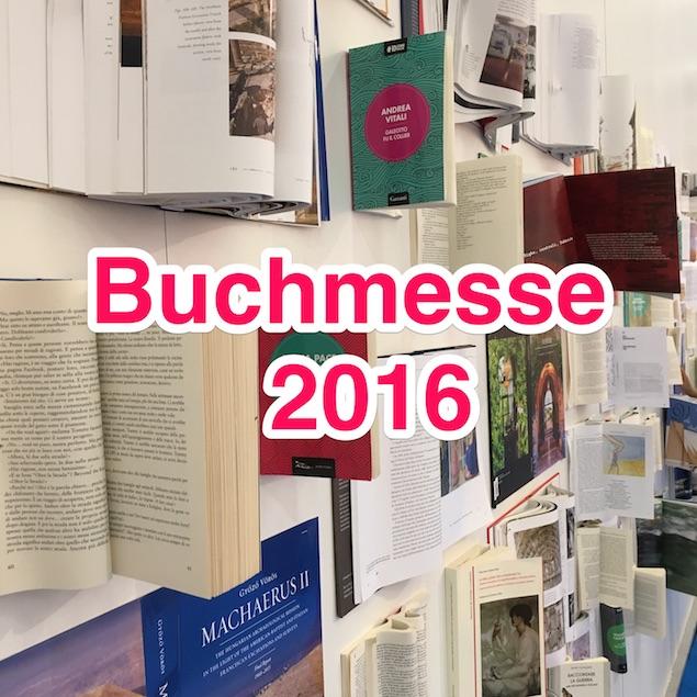 Buchmesse Frankfurt 2016
