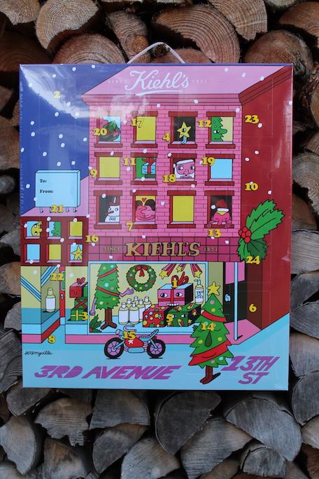 Kiehl's Adventskalender 2016