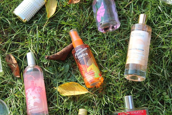 Parfümsammlung 2016